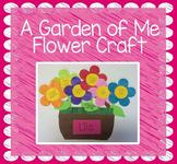 Garden of Me Flower Craft