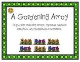 Gardening Array Puzzles