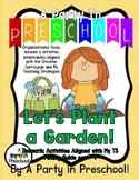 Gardening In Preschool!