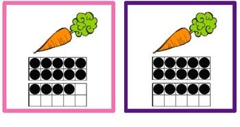 Gardening Mathematics Centers-Common Core