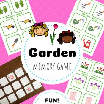 Gardening Memory Game