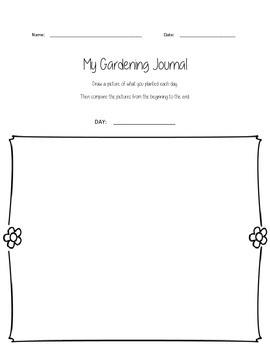 Gardening / Plant Journal