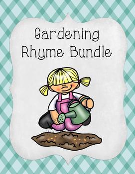 Gardening Rhyme Bundle