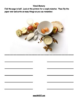 Samples From Apples Sensory Motor Activity Book