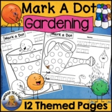 Gardening Themed Dot Dauber Set