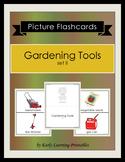 Gardening Tools (set II) Picture Flashcards
