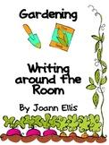 Gardening Write the Room