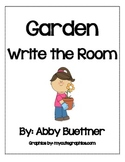 Gardening and Plants Write the Room