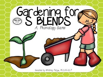 Gardening for S Blends