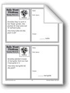 Gardens (Grade 2 Daily Word Problems-Week 34)