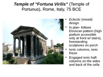 Roman Art Powerpoint (Gardner's Art Through the Ages- Chapter 10)