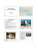 Islamic Art Notes