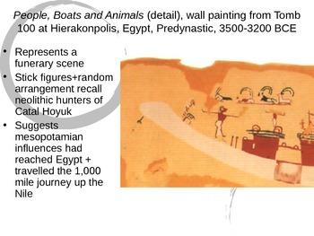 Egyptian Art Powerpoint (Gardner's Art Through the Ages Chapter 3)