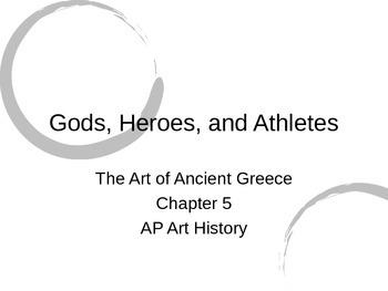 Greek Art Powerpoint (Gardner's Art Through the Ages- Chapter 5)