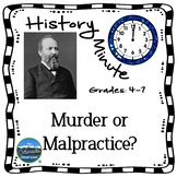 Garfield Assassination History Minute History and Close Re