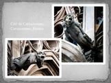 Gargoyle Sculpture PowerPoint