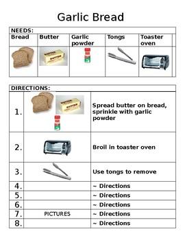 Garlic Bread Photo Recipe