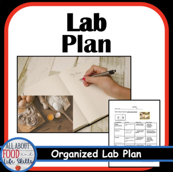 Garlic Cheese Bread Lab Plan