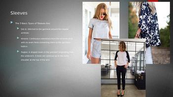 Garment Style/Type PowerPoint