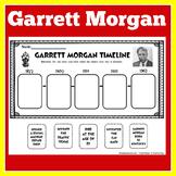 Garrett Morgan   1st 2nd Grade   Timeline Activity   Afric