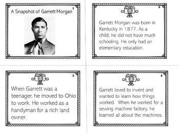 Garrett Morgan | Biography Activity