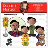 Garrett Morgan Clip Art Mini Combo Pack