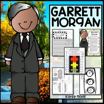Garrett Morgan Black History Month Activities