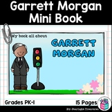 Garrett Morgan Mini Book for Early Readers: Black History Month