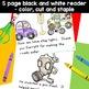 Garrett Morgan Stop Light craft and simple reader (Black History; Inventors)