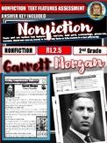Garrett Morgan   Black History Month   Reading Comprehensi