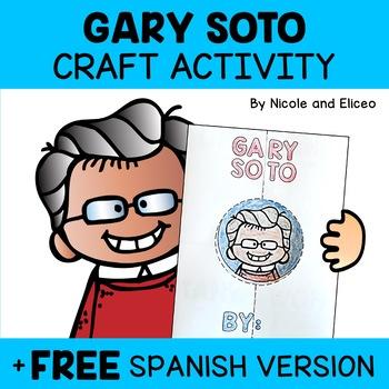 Hispanic Heritage Craft - Gary Soto Activity