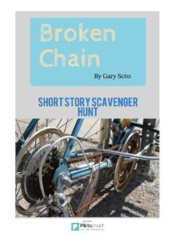 Gary Soto Short Story Assessment: Broken Chain