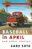 """Gary Soto's Baseball in April - Reading Assessment on """"Bro"""