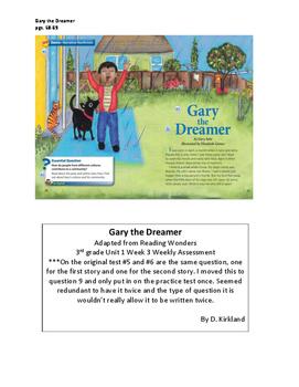Gary the Dreamer