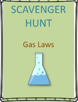 Gas  Law Activities