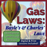 Gas Laws: Boyle's & Charles' Laws – Print & Digital |Dista