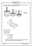 Gas Laws - Boyle's Law