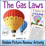 Gas Laws Color By Number