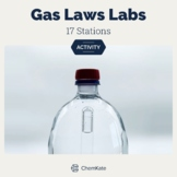 Gas Laws Lab 17 Stations