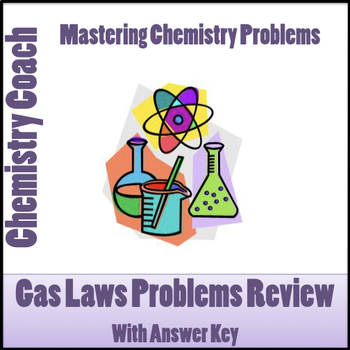 Gas Laws Test Review Problems