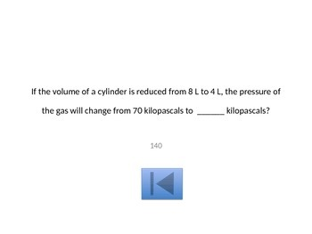 Gas Laws and Fluids Jeopardy