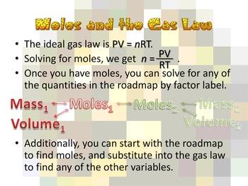 Gas Stoichiometry