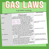 Gases Guided Reading