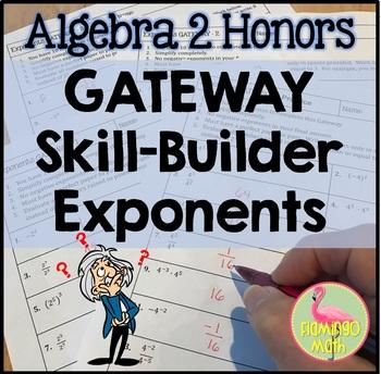 Gateway Skill-Builder Exponents