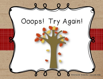 Gathering Acorns - An interactive game for recognizing beat vs no beat