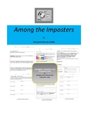 Among the Imposters Complete Literature and Grammar Unit