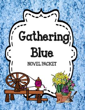 Gathering Blue - Comprehension and Vocabulary Novel Unit