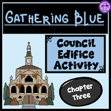 Gathering Blue - Lois Lowry - Chapter 3 Council Edifice Activity