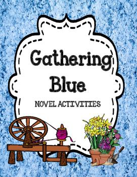 Gathering Blue - Novel Activities Unit