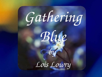 Gathering Blue Powerpoint